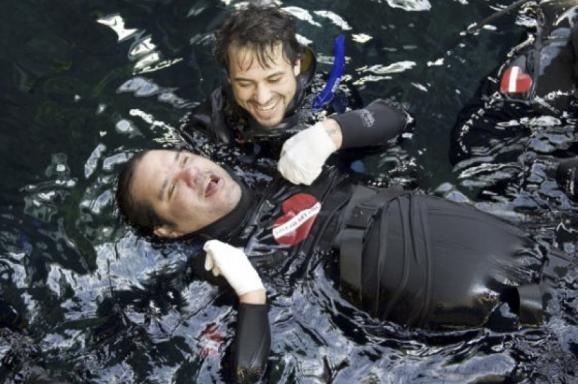 fun while scuba