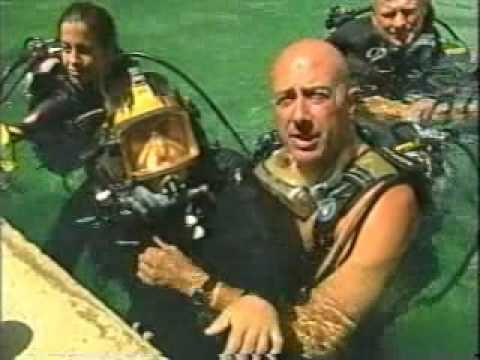 DH teaching scuba