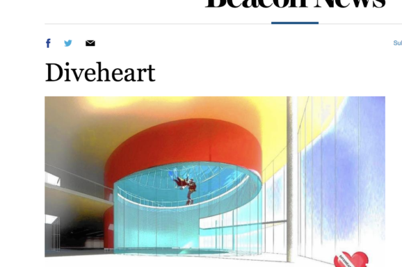deepest pool diveheart