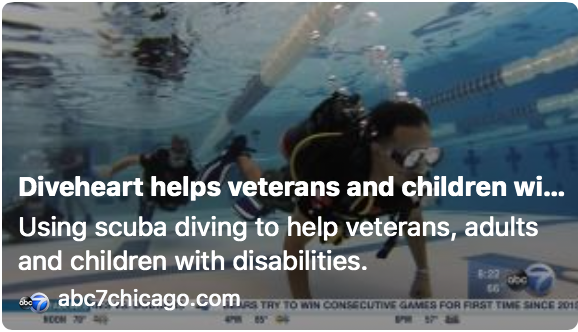 how Veterans with disabilities benefit from Scuba Therapy?