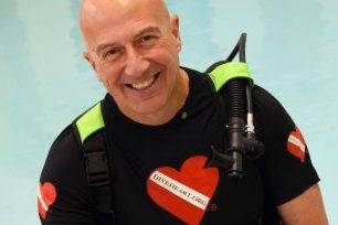 Diveheart's Jim Elliott on Steve Cochran Show (WGN Radio)