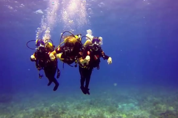 The Power of Scuba Diving for People with Disabilities