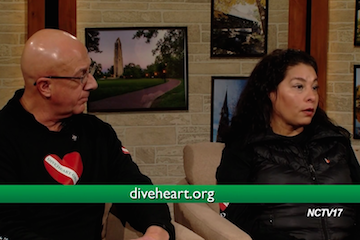 Naperville (Illinois) NCTV17: Diveheart Provides Safe Activities for Adaptive Divers