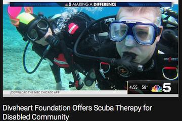 scuba therapy