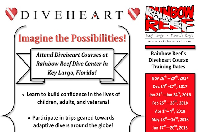 diveheart courses