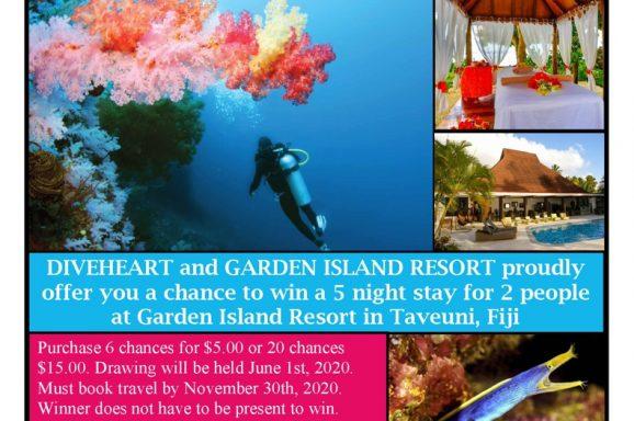 diveheart & garden resort